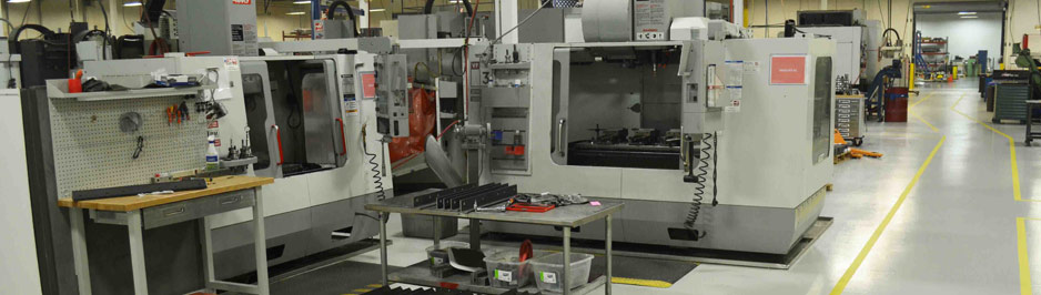 Services Precision CNC-Machining