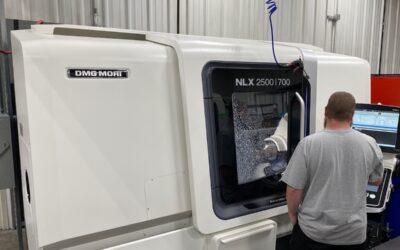 Advanced Machining & Tooling Buys New NLX Mill/Turn CNC Machining Center