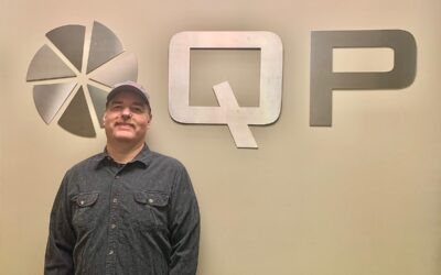 Al Farrar named Compass Precision Employee of the Month in March