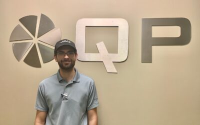 Anthony Palermo named Compass Precision Employee of the Month in April
