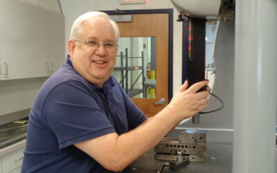 Bob Lipka named Compass Precision Employee of the Month in September