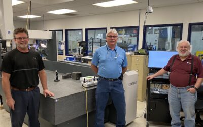 Quality Products Adds Zeiss CMM