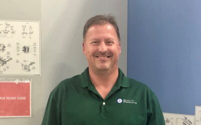 Quality Products Promotes Greg Donaldson to Operations Manager