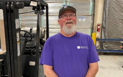 Ricky McCraw named Compass Precision Employee of the Month in June